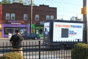 Metro PCS | Mobile Billboards - Ads In Motion Outdoor